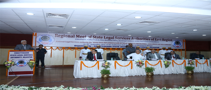 Welcome To Chhattisgarh State Legal Services Authority